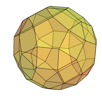 Rhombicosidodecahedron, aaltlP6