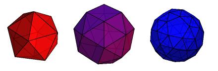 Snub polyhedra