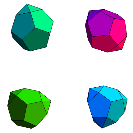 augmented-dodecahedra