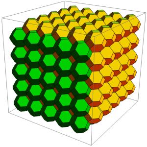 bcc-lattice